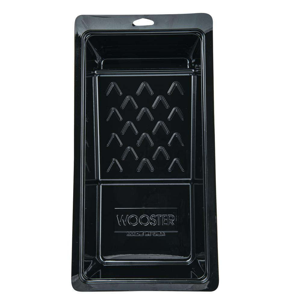 Wooster 4-1/2 in. Plastic Jumbo-Koter Roller Tray