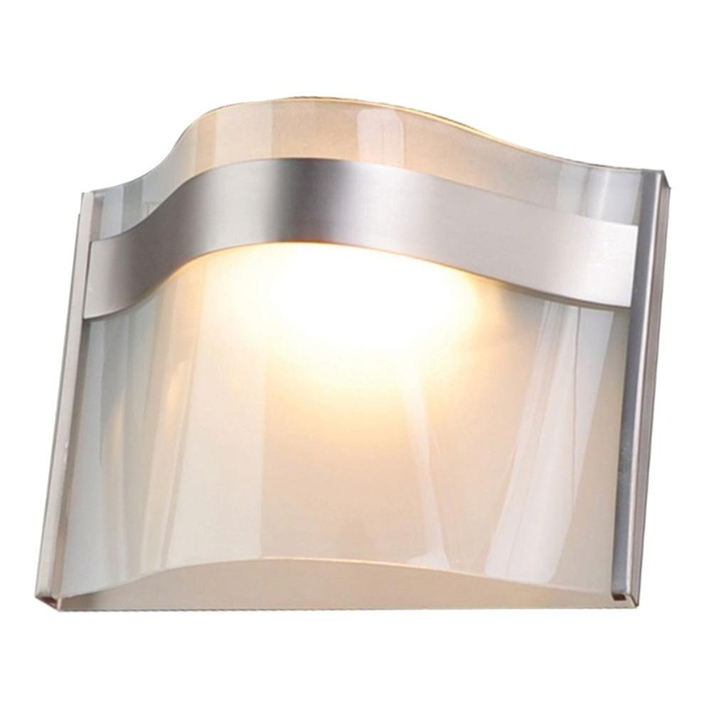 Filament Design Celestial 1-Light Graphite Wall Sconce