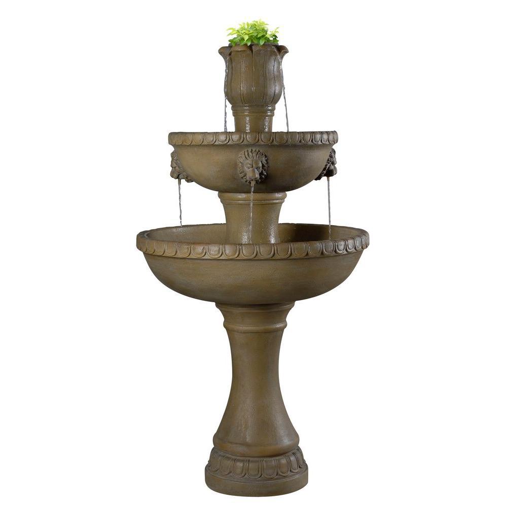 Lyon Outdoor Floor Fountain