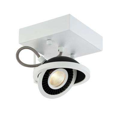 Vision Collection 1-Light White LED Surface Mount