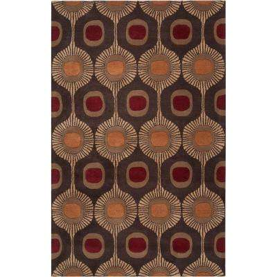 Pulsu Sienna 7 ft. 6 in. x 9 ft. 6 in. Area Rug