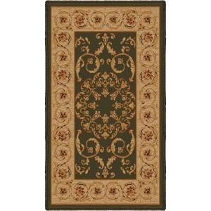 Orian Rugs Rochester Cactus 1 ft. 7 inch x 2 ft. 9 inch Accent Rug by Orian Rugs