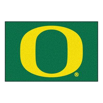 University of Oregon 19 in. x 30 in. Accent Rug