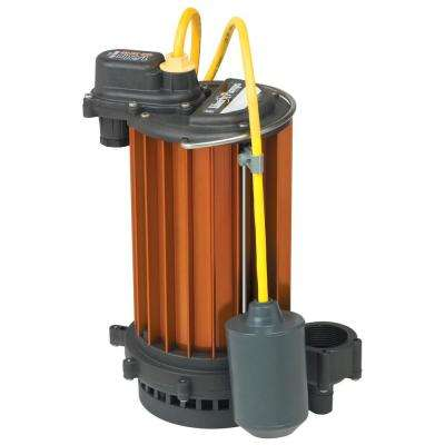 HT450-Series 1/2 HP High Temperature Sump Pump