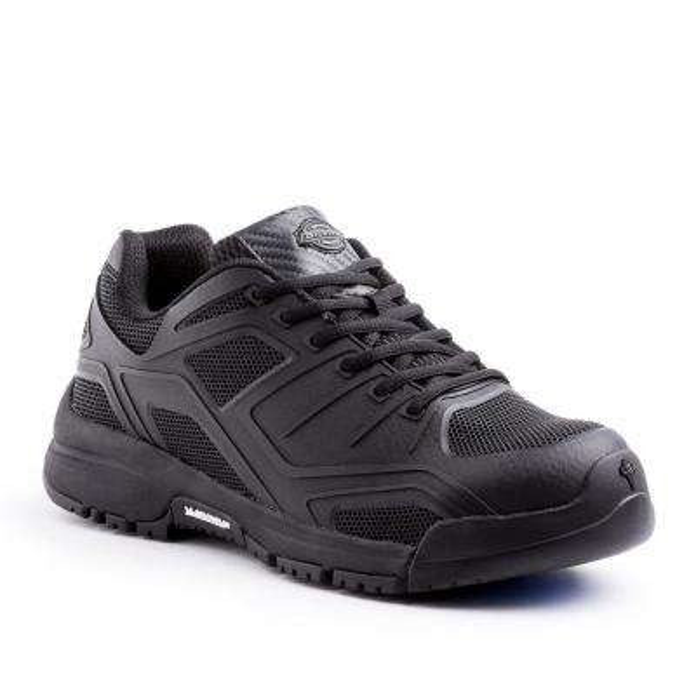 Spectre Men Size 13 Black Rubber Exo-Skeleton Safety Work Shoe