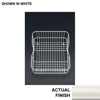 KOHLER Ballad Coated Wire Rinse Basket in Biscuit-DISCONTINUED