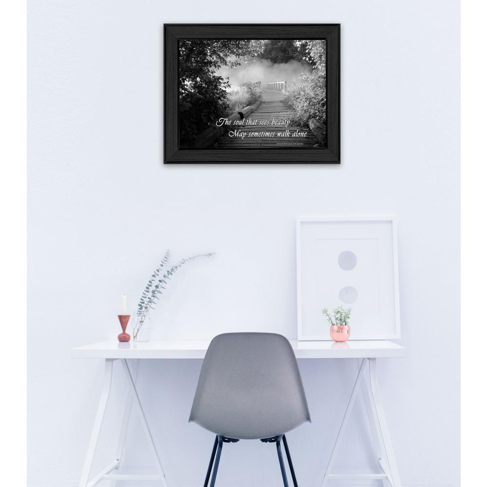 "10 in. x 14 in. ''Beauty"" by Trendy Decor 4U Printed"