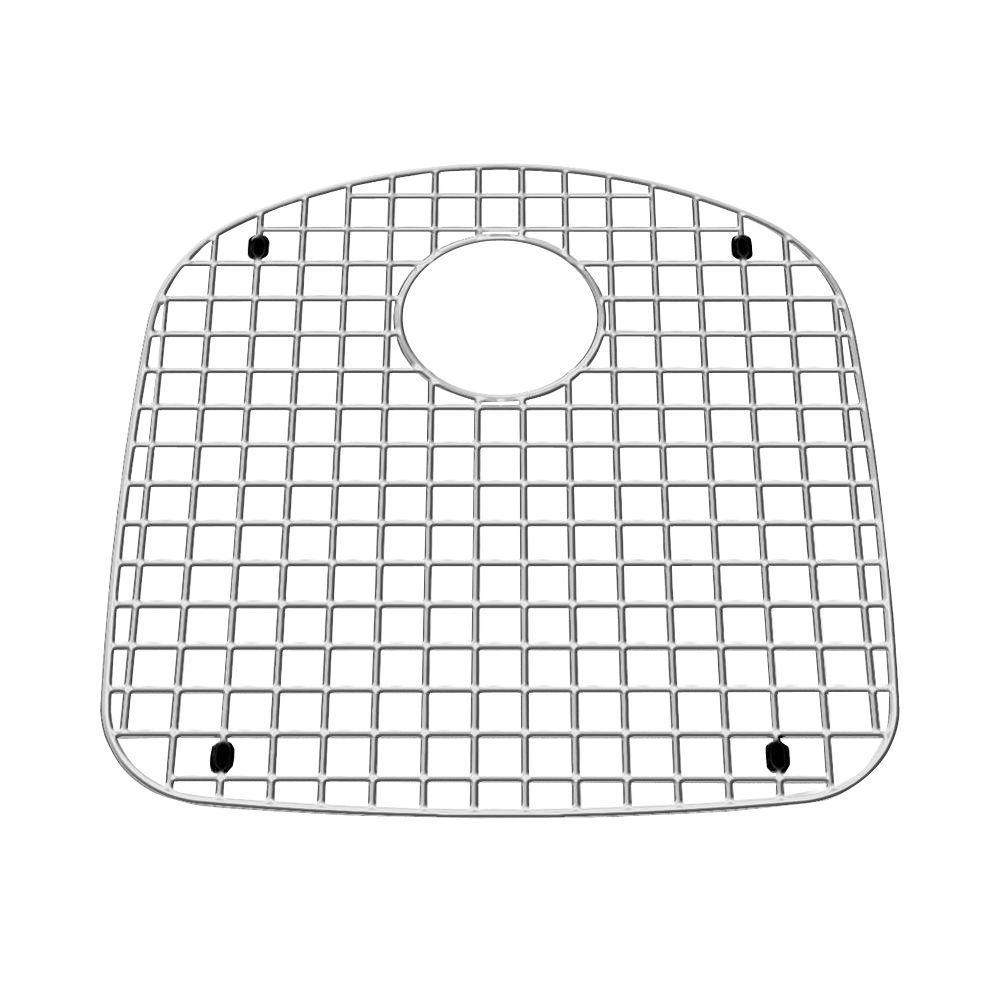 American Standard Prevoir 16-1/4 in. x 17 in. Kitchen Sink Grid in Stainless Steel