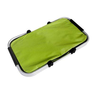 Outdoor Folding Waterproof Picnic Ice Bag, Green
