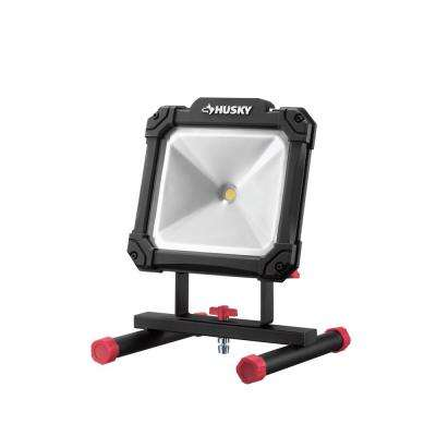 2500-Lumen Portable LED Work Light