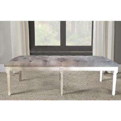 Gray - Bedroom Benches - Bedroom Furniture - The Home Depot
