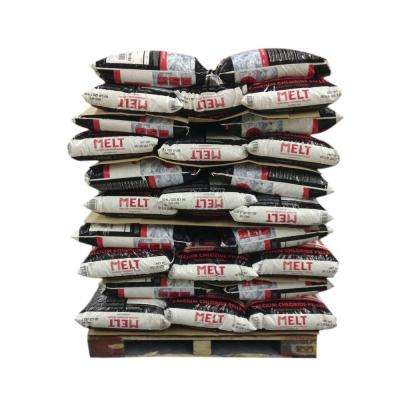 Melt 50 lb. Professional Strength Calcium Chloride Pellets Ice Melter (Pallet of 50 Bags)