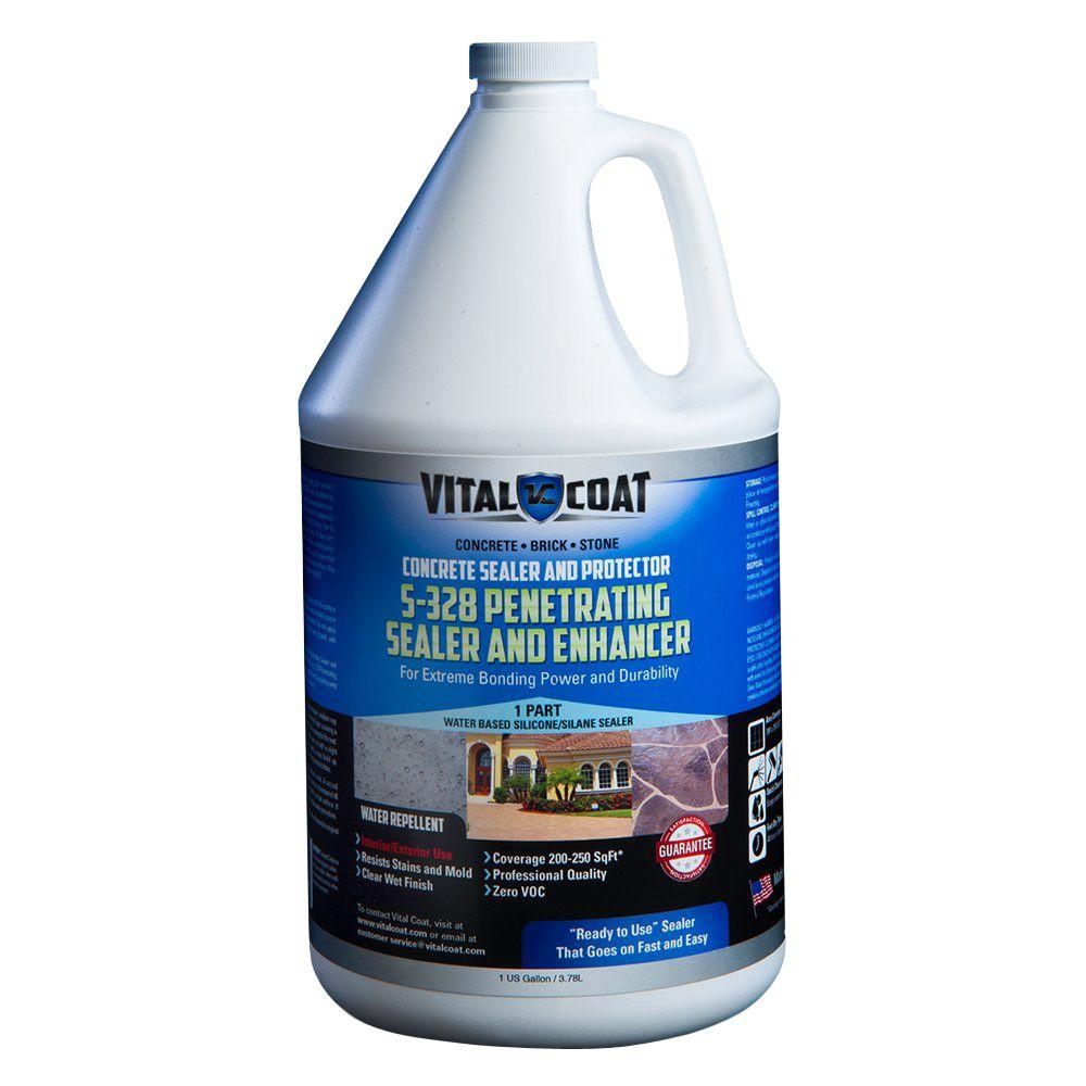 Natural Stone Water Based Penetrating Sealer