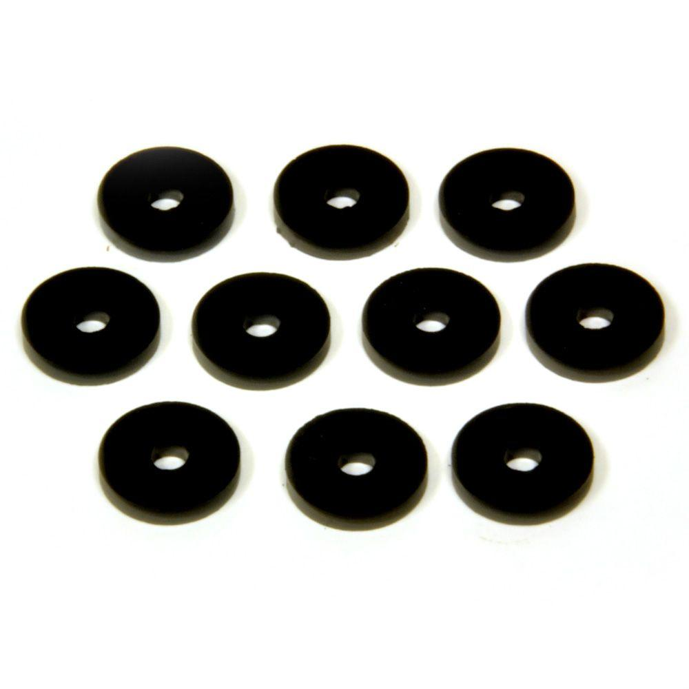 DANCO 3/8 in. Flat Faucet Washers (10 per Card)-88576 - The Home Depot
