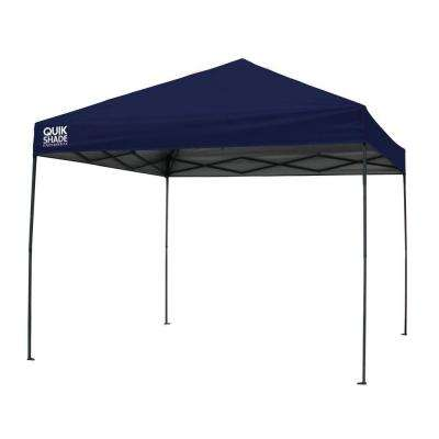 Expedition 100 Team Colors 10 ft. x 10 ft. Navy Instant Canopy