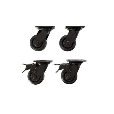 Heavy Duty 4 in. Caster Kit