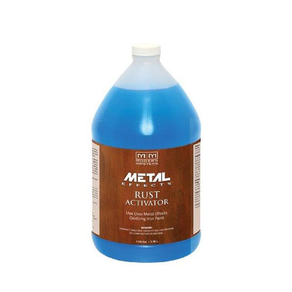 1 gal. Metal Effects Rust Activator