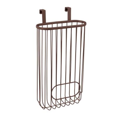 Large Size Hanging Shelf Basket on Kitchen Pantry Desk Bookshelf Silver Under Cabinet Wire Shelves for Cabinet Thickness Max 1.45 Mebbay 3 Pack 16.4 Under Shelf Basket