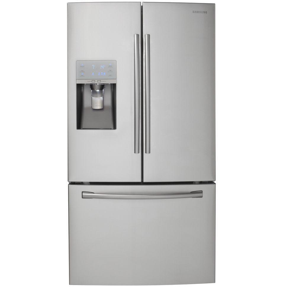 Samsung 30.5 cu. ft. French Door Refrigerator in Stainless Steel
