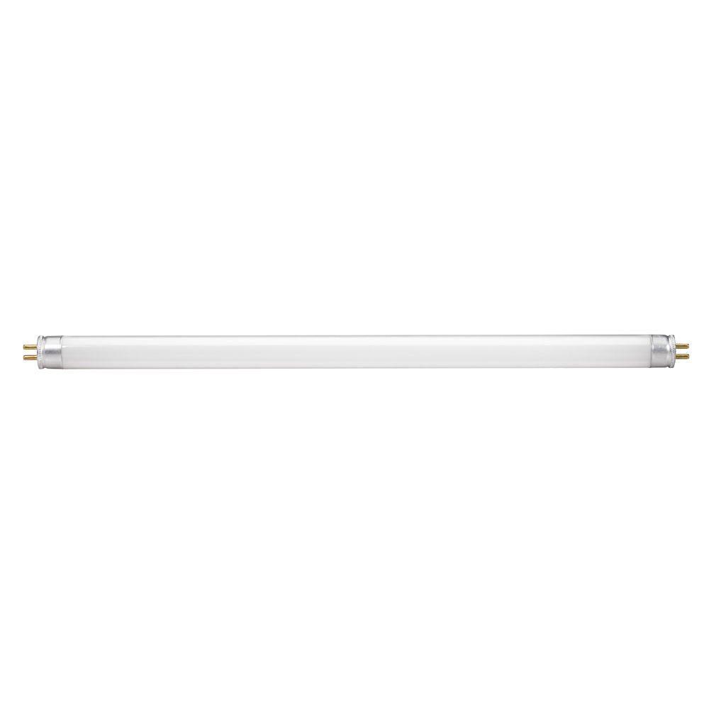 Philips 12 in. T5 8-Watt Cool White (4100K) Linear Fluorescent Light Bulb (25-Pack)