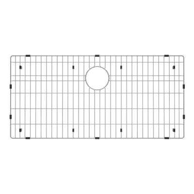 Stainless Steel Kitchen Sink Bottom Grid  Grids The Home Depot