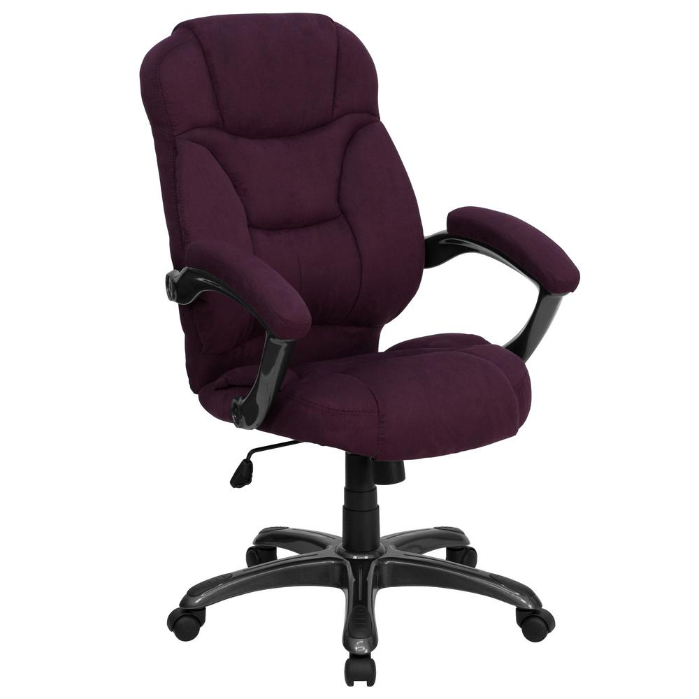 Flash Furniture High Back G Microfiber Contemporary Executive Swivel Office Chair