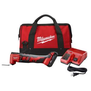 Deals on Milwaukee M18 18V Li-Ion Cordless Oscillating Kit w/Battery
