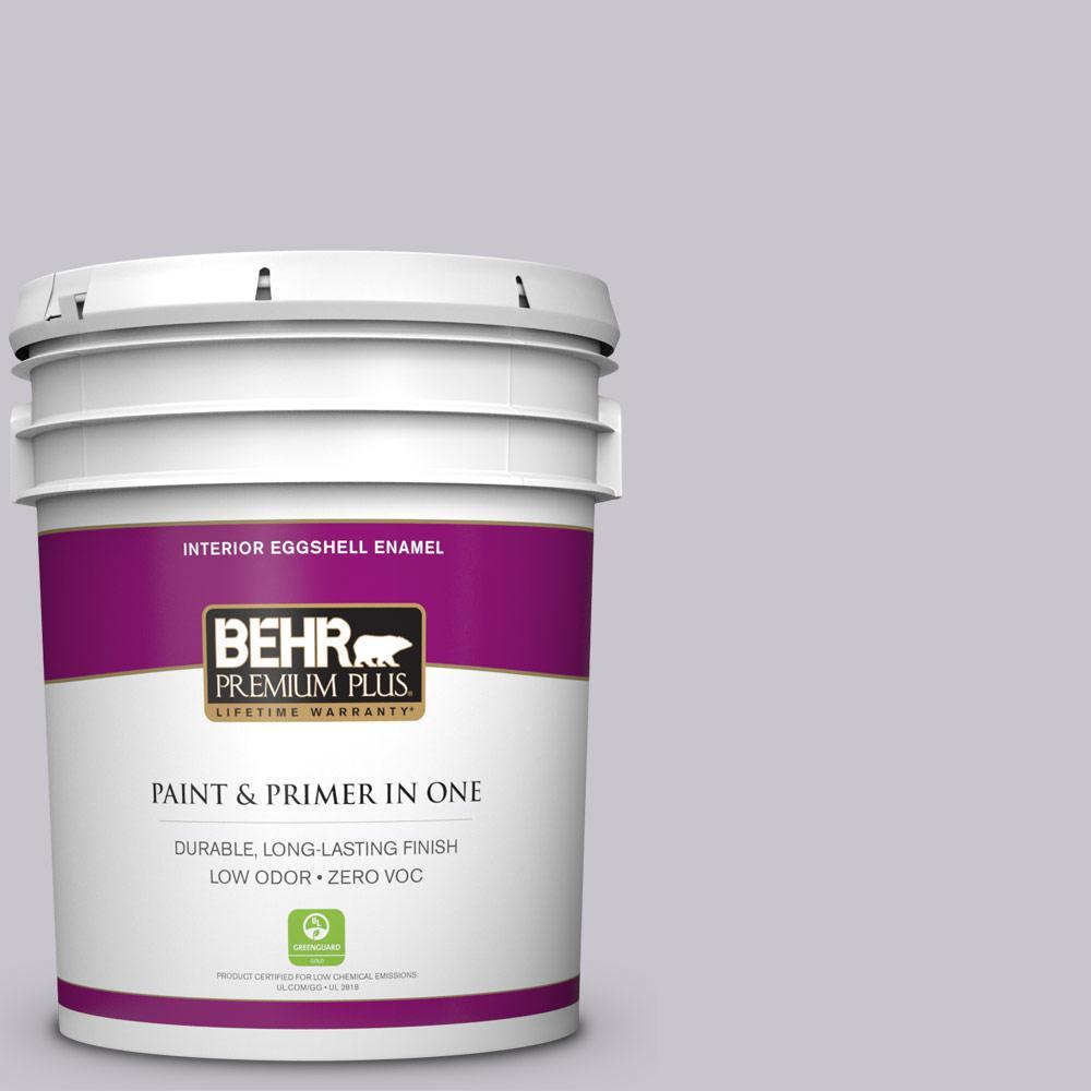 BEHR Premium Plus 5-gal. #N550-2 Centre Stage Eggshell Enamel Interior Paint