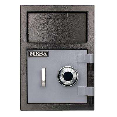 0.8 cu. ft. Combination Lock Depository Safe