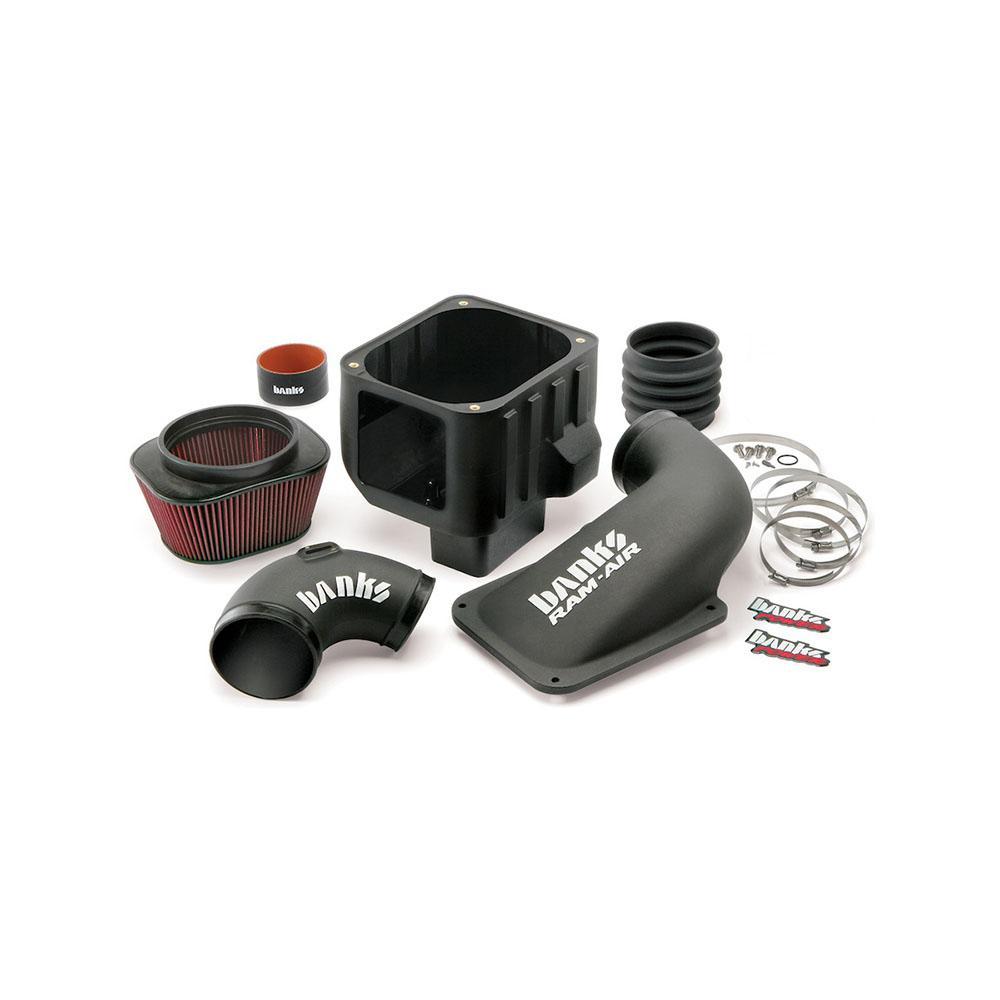 Ram-Air Intake System for 2007-2010 Chevrolet, GMC 6.6 l,...
