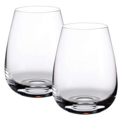Scotch Whisky Single Malt 14 oz. Highlands Whisky Tumbler (2-Pack)