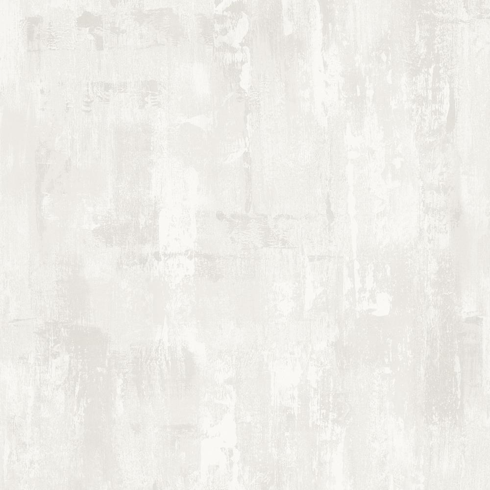 Graham & Brown Strata Bellagio White Removable Wallpaper 32-607