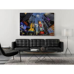 Giant Art 48 In X 72 In The Girl On The Seine River By Guilliame Gaudet Wall Art Pigg 034a6 The Home Depot