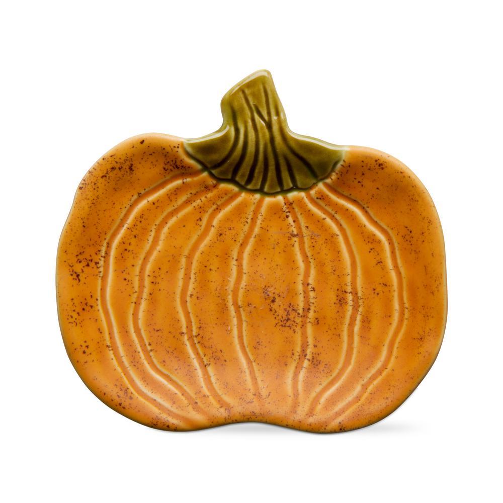 Rustic Pumpkin Small Plate