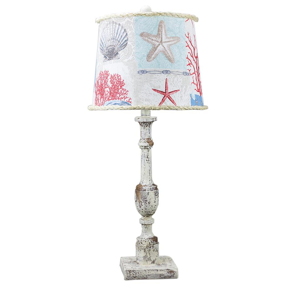 Multi Colored Table Lamp