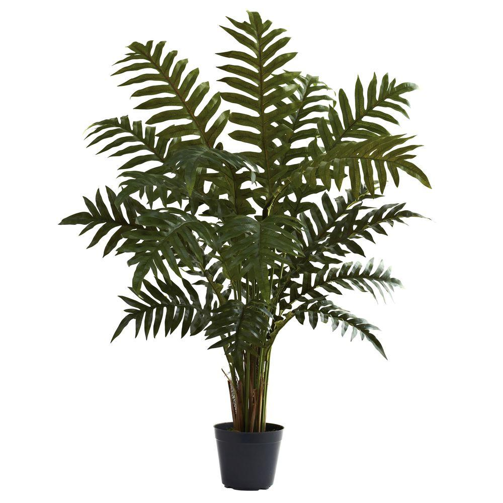 Nearly Natural 3.5 ft. Evergreen Plant