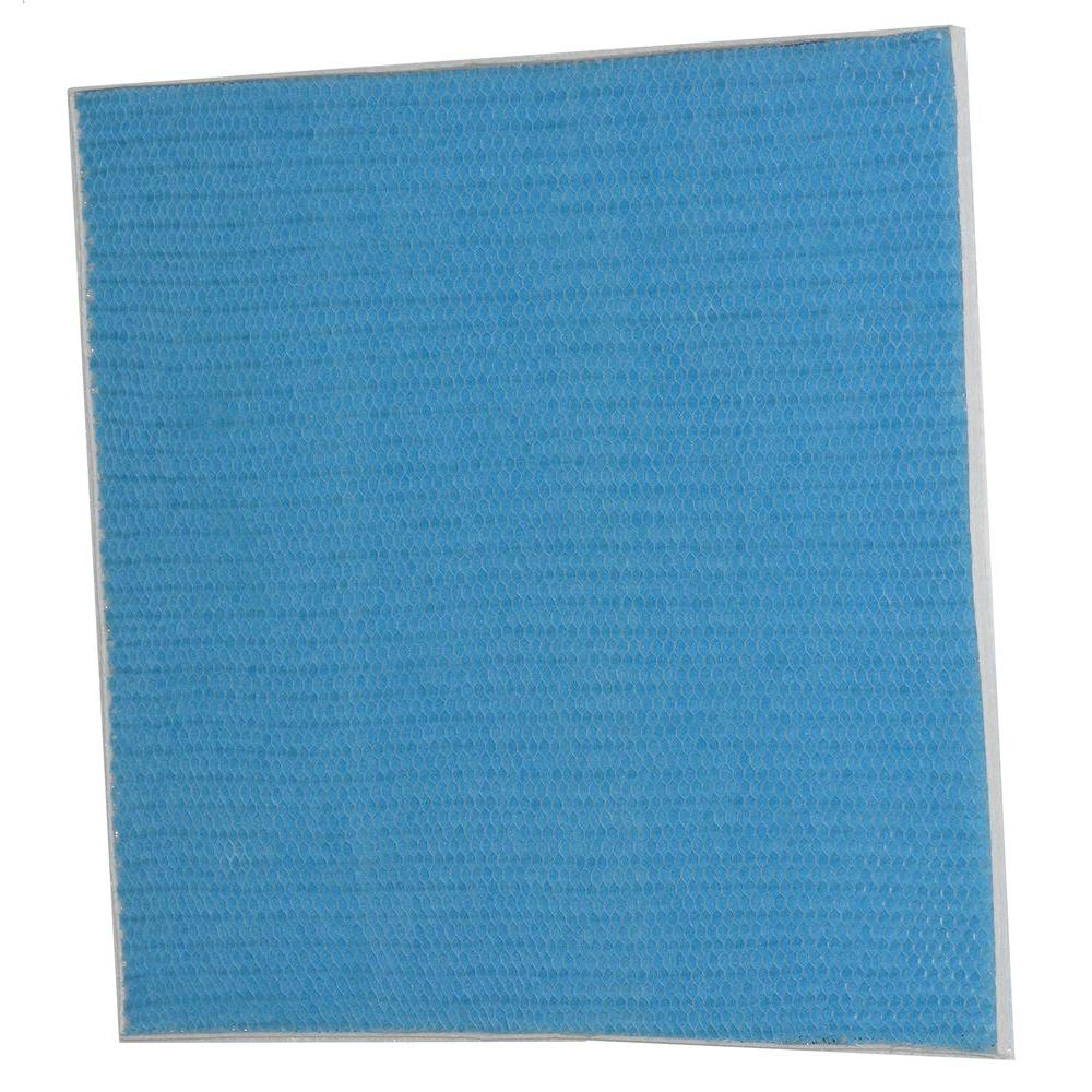 SPT Replacement TiO2 Filter for AC-7013, Blues Replace the TiO2 filter on your air purifier every 6 months with this SPT Replacement TiO2 Filter for AC-7013. This TiO2 replacement filter is designed to fit the SPT air purifier model AC-7013 and features effective bacteria and odor-reducing photocatalyst technology for powerful air-cleaning results. Color: Blues.