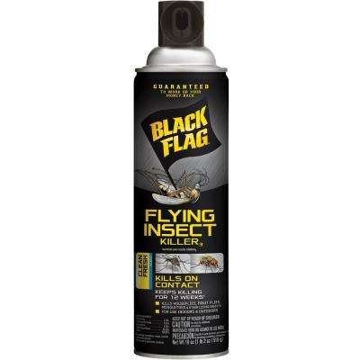 Flying Insect Killer 18 oz Aerosol Clean Fresh Scent