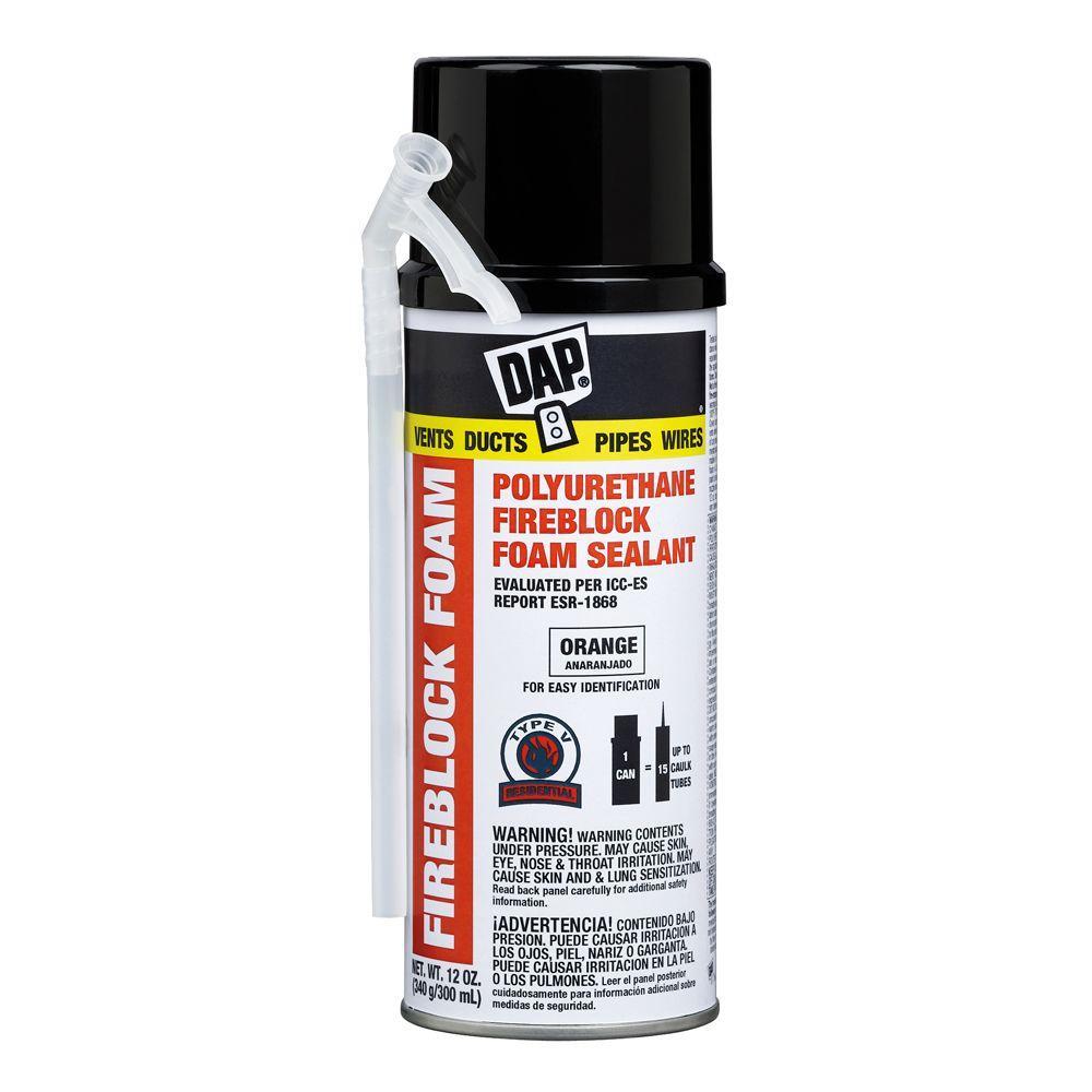 Fireblock Foam 12 oz. Polyurethane Foam Sealant (9-Pack)