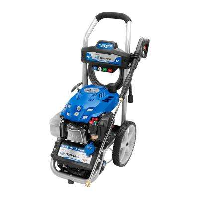 Reconditioned 3,100-PSI 2 4-GPM Subaru Electric Start Gas Pressure Washer