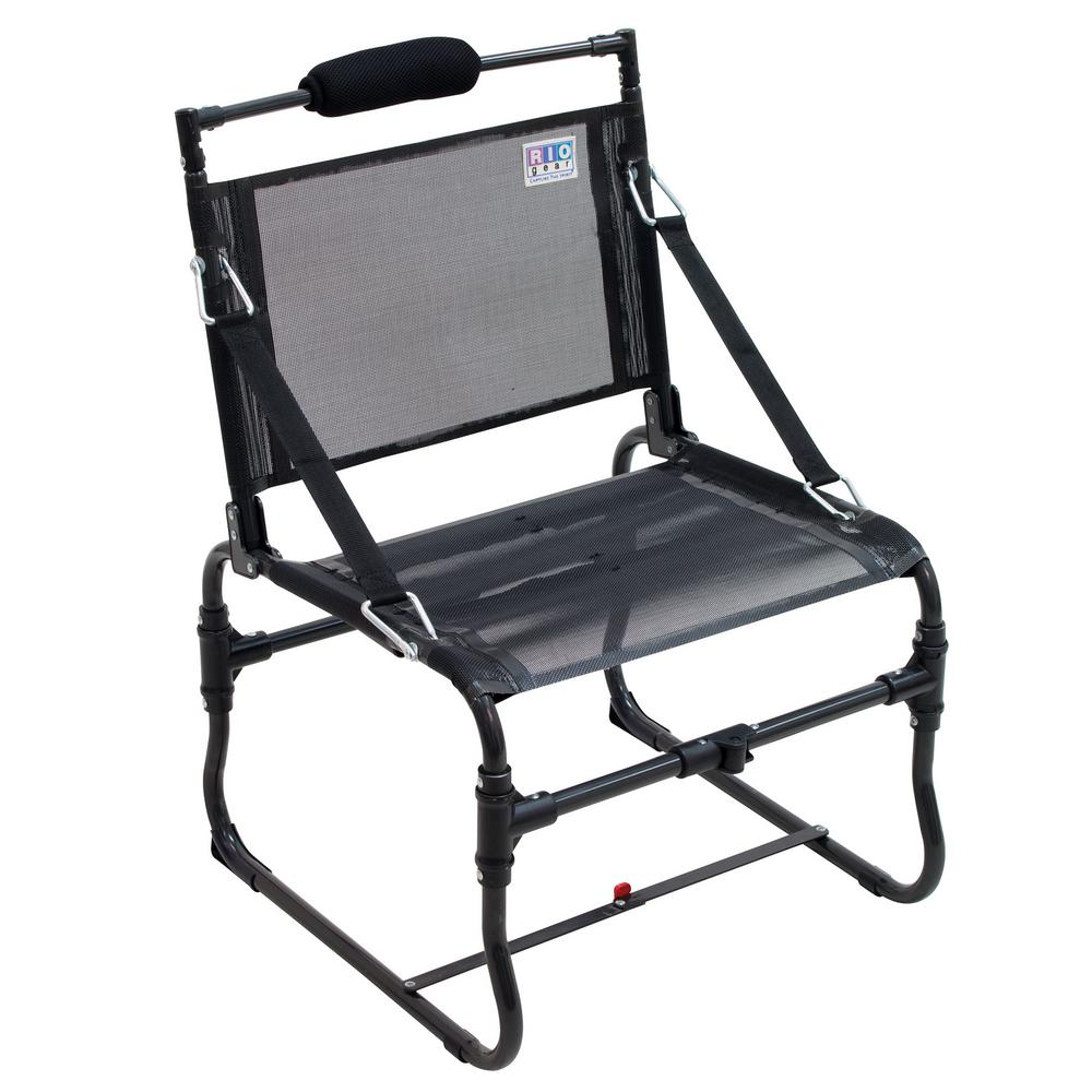 Peachy Rio Compact Traveler Small Folding Portable Chair Gmtry Best Dining Table And Chair Ideas Images Gmtryco