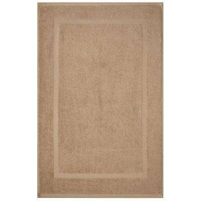 Newport Linen 20 in. x 34 in. Egyptian Cotton Bath Mat
