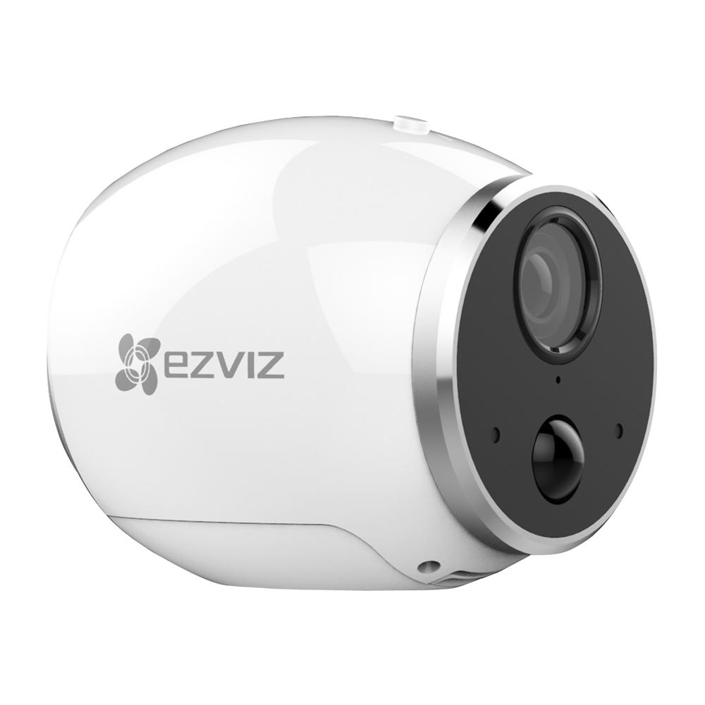 EZVIZ Indoor/Outdoor Add-On Camera for Mini Trooper Wire-Free HD ...