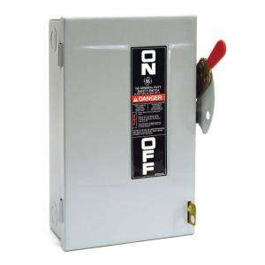30 Amp 240 Volt Non Fuse Indoor Safety Switch