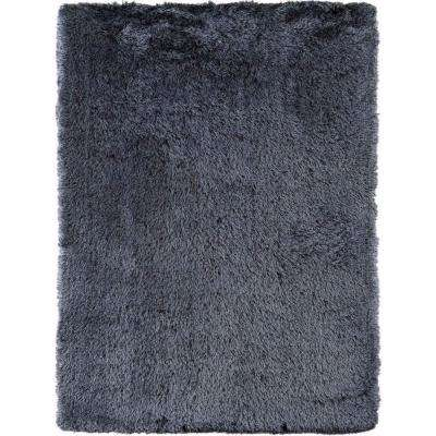 Melita Steel Blue 5 ft. x 7 ft. 6 in. Rectangle Area Rug