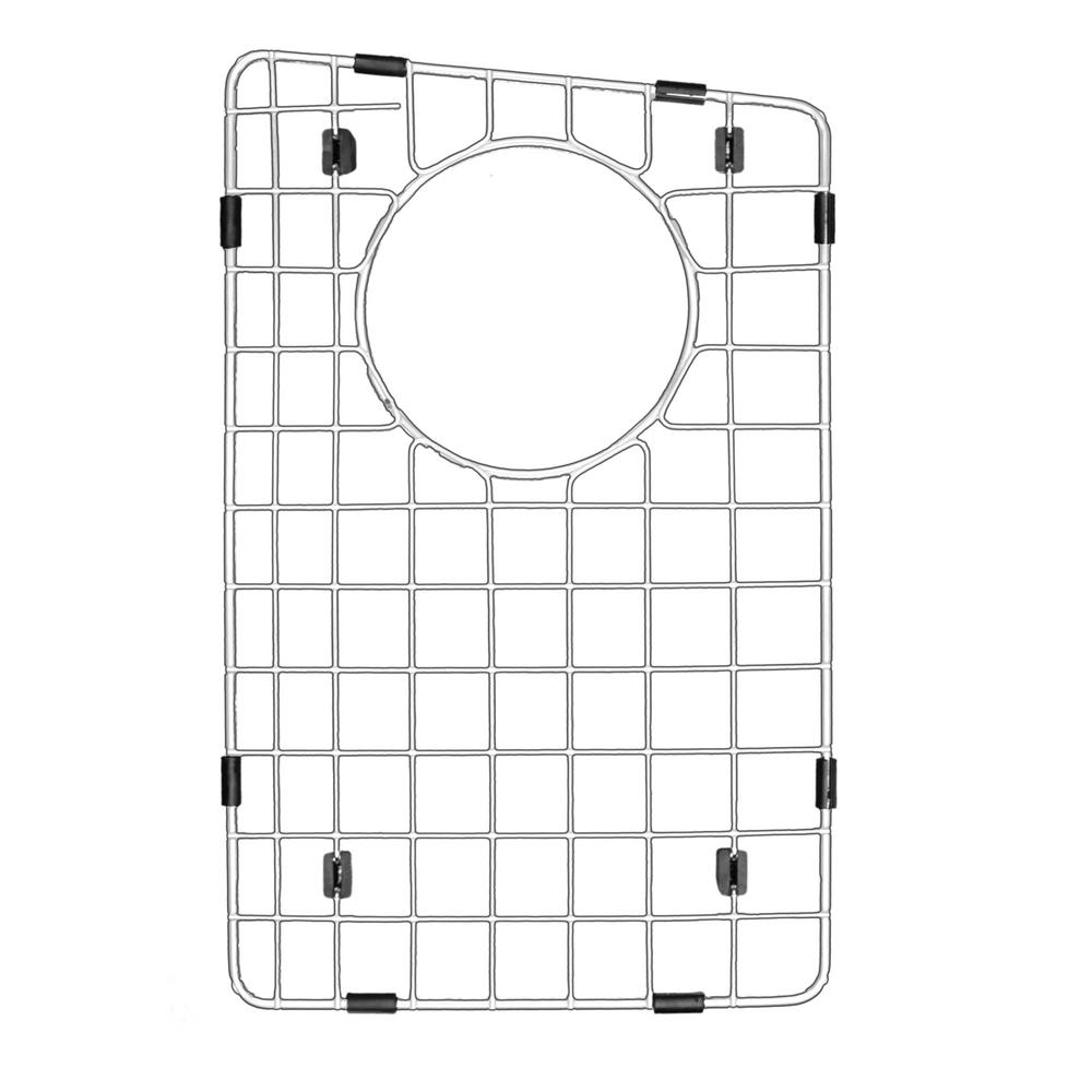 Karran 9 in. x 14-1/4 in. Stainless Steel Bottom Grid