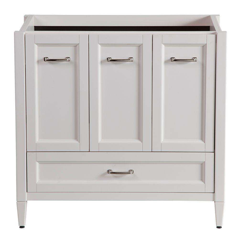 36 bathroom vanity cabinet only for Bathroom cabinets 36