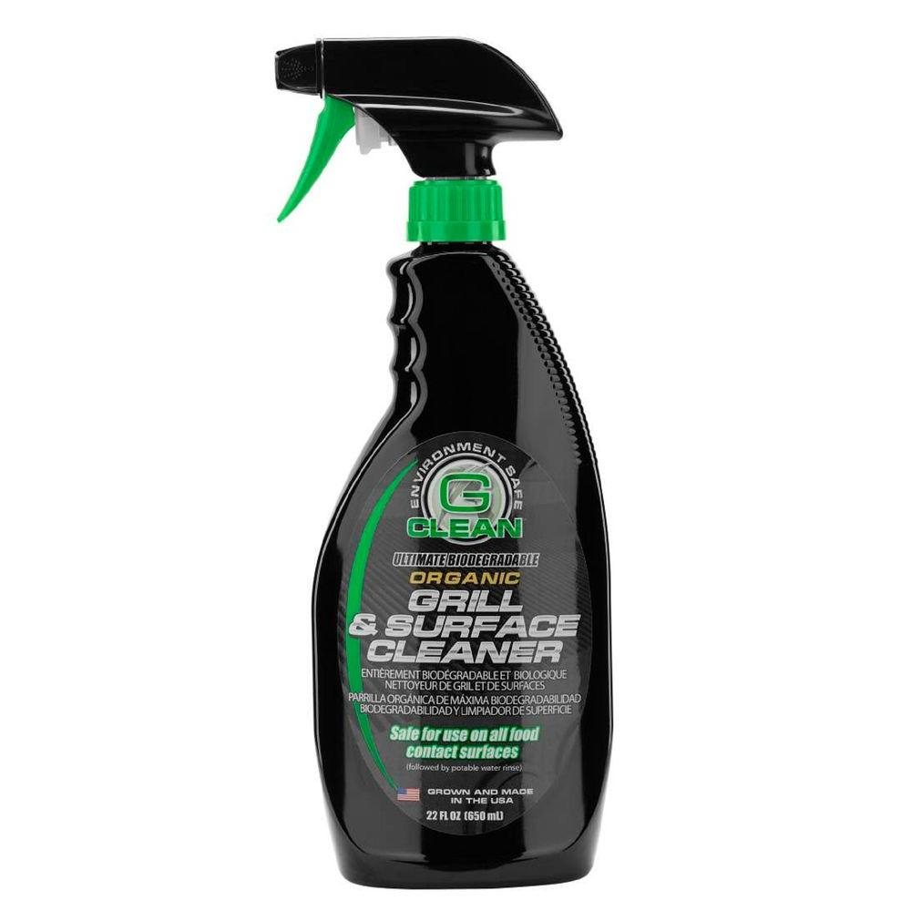 Green Earth 22 oz. G-Clean Grill and Surface Cleaner