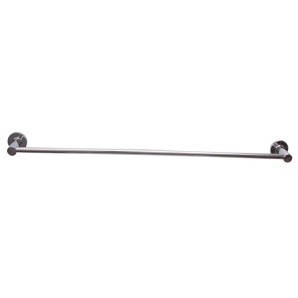 Moen 30 In Replacement Towel Bar In Chrome Dn9830ch The