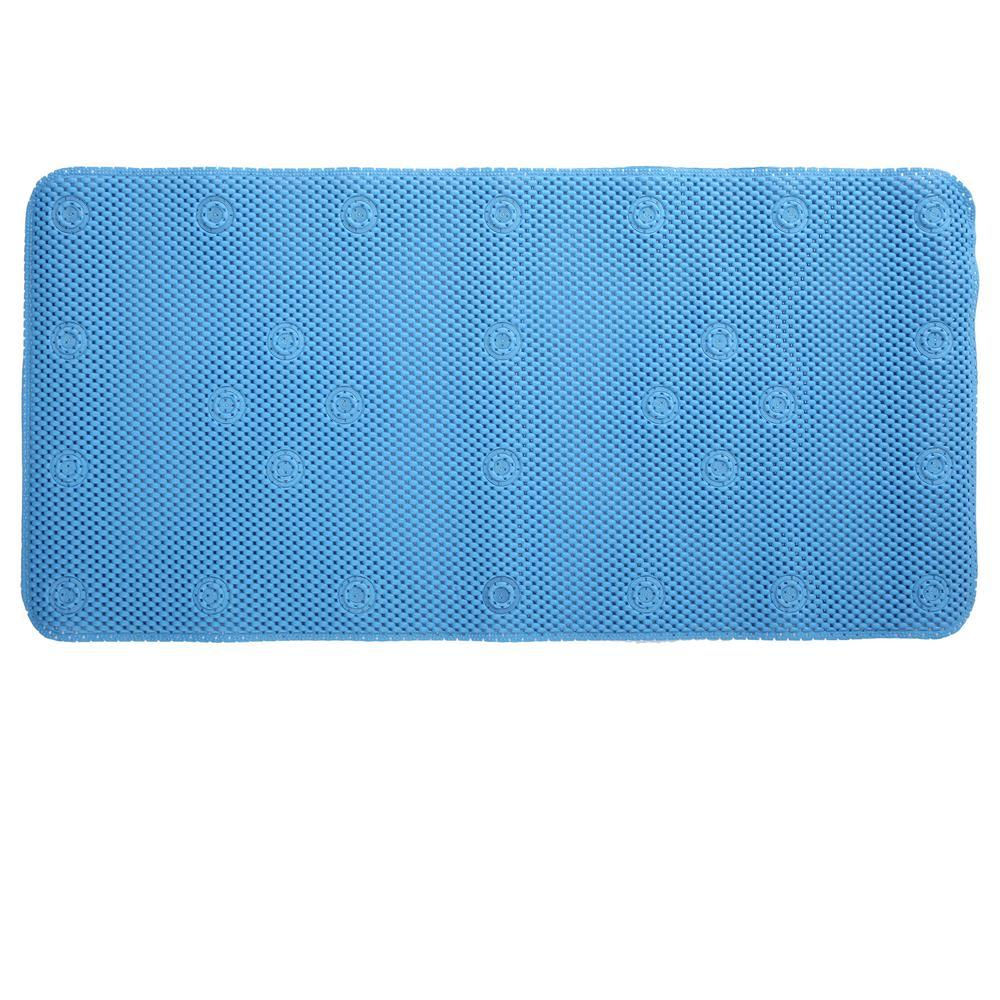 Slipx Solutions 17 In X 36 In Comfort Foam Bath Mat In